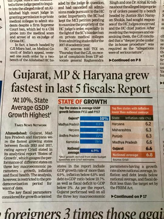 Congratulations again !! Well deserved Gujarat 👍👍