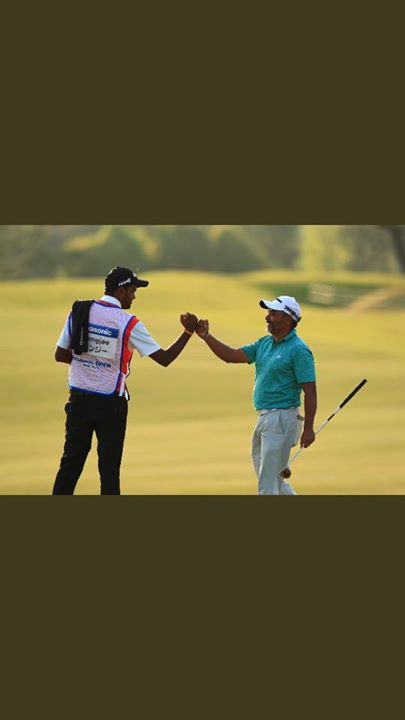 Congratulations @RahilGangjee for winning @asiantourgolf @panasonic open @golfdigestindia @PGTITOUR @TheJoyofGolf @Swinging_Swamy @PTI_News