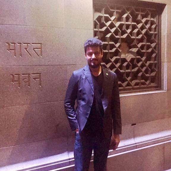 At India  House !