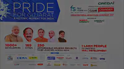 Dear all, Thank you for turning up at Ahmedabad and imparting a significance to the Investiture Ceremony which embraces all of CREDAI and hopefully the national mission of housing for all.  To those who could not make it, I wish to say that we missed you. CREDAI is counting on each of us.  CREDAI Investiture ceremony was a celebration of each and every 11,800 members spread out in 168 cities in 23 states who have contributed in making this an epoch-making event. We are all on this journey together. This is Game Changer. This small video encapsulates the power of our association and our effort towards naya daur in real estate sector in India.   Thank You All. Best wishes Jaxay Shah