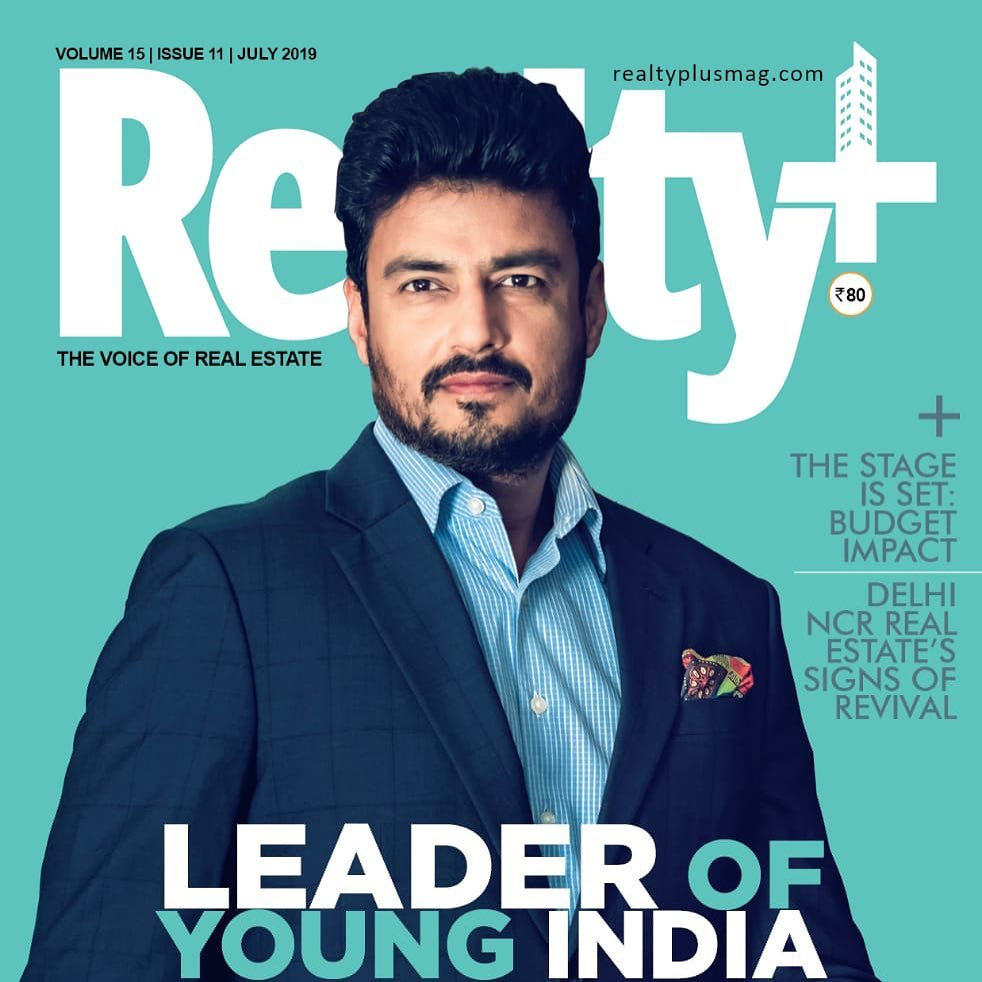 Thank you Realty Plus and their editorial team. Dedicating this honor to the restless, dynamic, and hardworking 204 CREDAI city chapters, CREDAI Women's wing, and CREDAI Youth wing members. This is the beginning of the creation of a new India, one where we contribute the most to nation building, sit with the government to find solutions, and work together to overcome every crisis. Credai Youthwing CREDAI CREDAI - Women's Wing Realty Plus Savvy Group