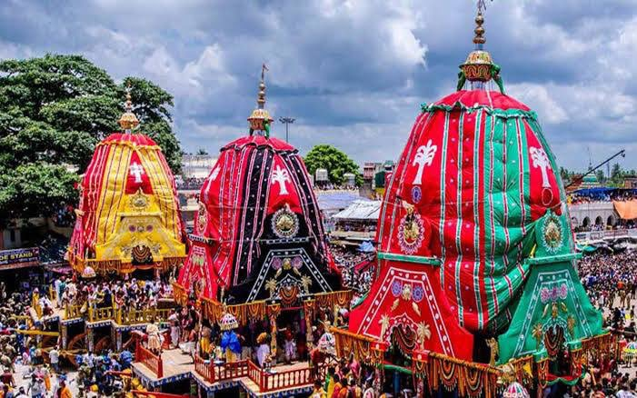 My heartiest greetings and good wishes to the people of our country on the joyous occasion of Rath Yatra.  Lord Jagannath is considered to be an incarnation of Lord Vishnu and is worshipped across the country.  @SavvyAhmedabad @CREDAINational @ASSOCHAM4India https://t.co/P8edrP1qXg