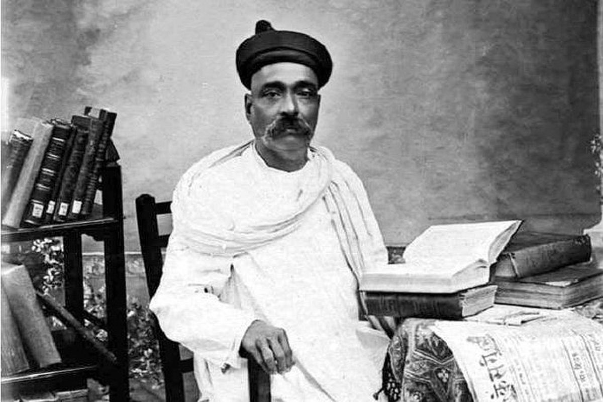 "I join the nation in remembering the great freedom fighter & social reformer Bal Gangadhar Tilak on his 100th death anniversary today. He was one of the prime architects of India's freedom movement with his slogan- ""SWARAJ IS MY BIRTHRIGHT"