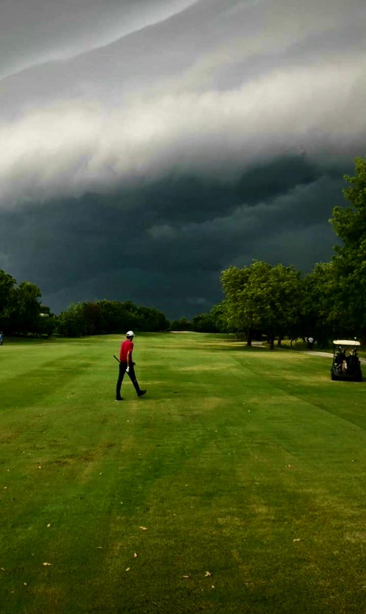 Jaxay Shah,  kensvillegolf, golflife, Weather