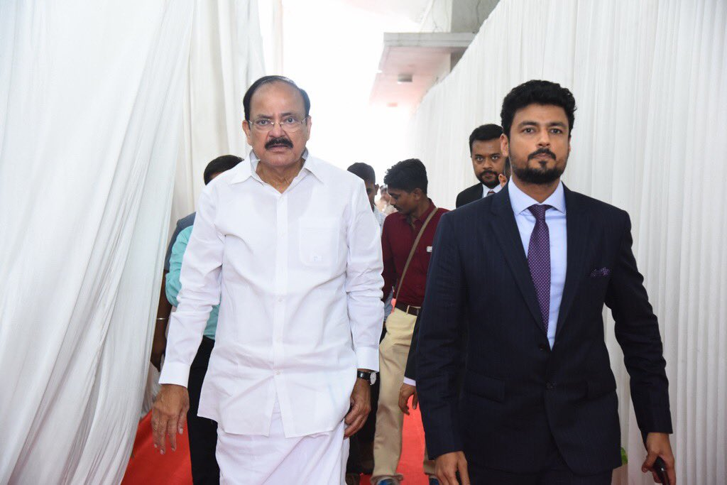 Praying for speedy & full recovery of Honourable Vice-President of India Shri @MVenkaiahNaidu Ji. You are a born fighter and I am pretty sure that you will win this battle against Covid-19 too.  #GetWellSoon #VicePresidentOfIndia @SavvyAhmedabad @CREDAINational @ASSOCHAM4India https://t.co/xKFLsMU57u