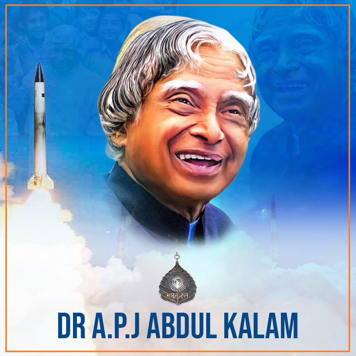 Tributes to the great scientist, former President & Bharat Ratna Dr #APJAbdulKalam on his birth anniversary.  His ideas will keep inspiring the youth for generations to come.@SavvyAhmedabad @CREDAINational @ASSOCHAM4India https://t.co/LtcjRdUXa2