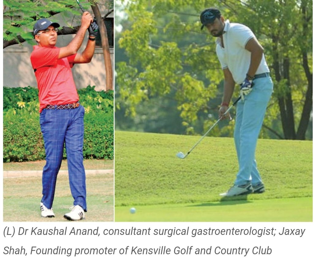 RT @kuldeep_2105: https://t.co/736ZoXSc7z  @GujaratTourism #Gujarat #Golf #golflife #GolfClubs #GolfFun https://t.co/W2QUzCyduv