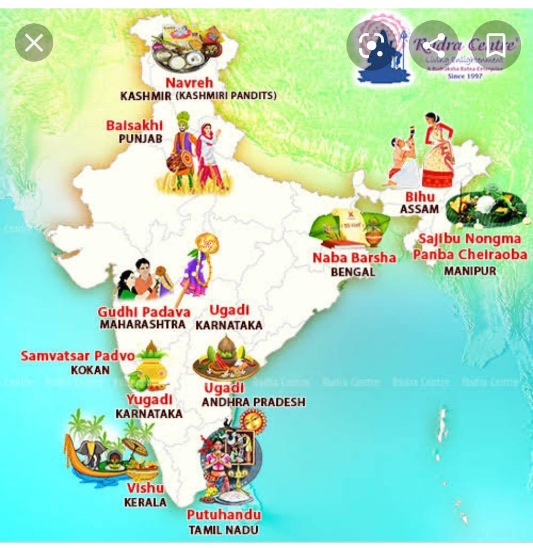 #HappyNewYear #PoilaBoishakh #HappyUgadi #Bihu #Baisakhi #Navreh #Vishu #GudiPadwa #puthandu What a beautiful celebration of spring, harvests, festivals, lunar new year and new hopes across @incredible india 🇮🇳 @CREDAINational @ASSOCHAM4India @SavvyAhmedabad https://t.co/9GGwlBvATz