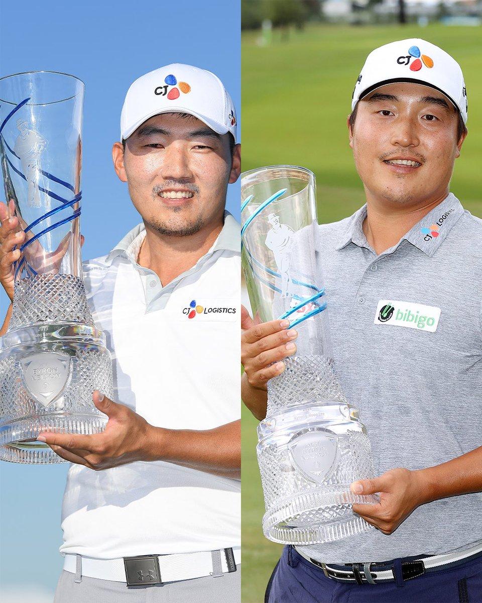 @PGATOUR K.H. Lee follows Sung Kang to make for back-to-back South Korean winners @KensvilleGolf @SavvyAhmedabad . Congratulations 🎉 💐💐 https://t.co/pTj6U6SLha