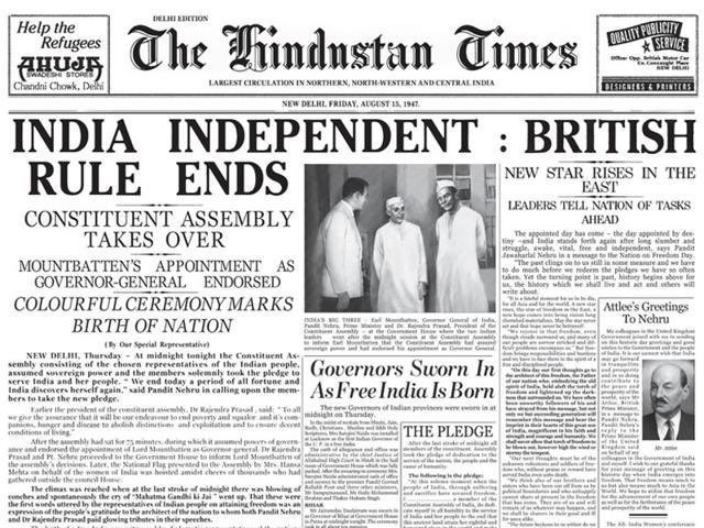 A country that has been resilient towards every challenge and accommodative to every nation. Glory we lost during the British rule is imminent to arrive in the last quarter of the century. Let's celebrate the idea of India & thank our freedom fighters creating the idea of india. https://t.co/m1RP9ZpV8l