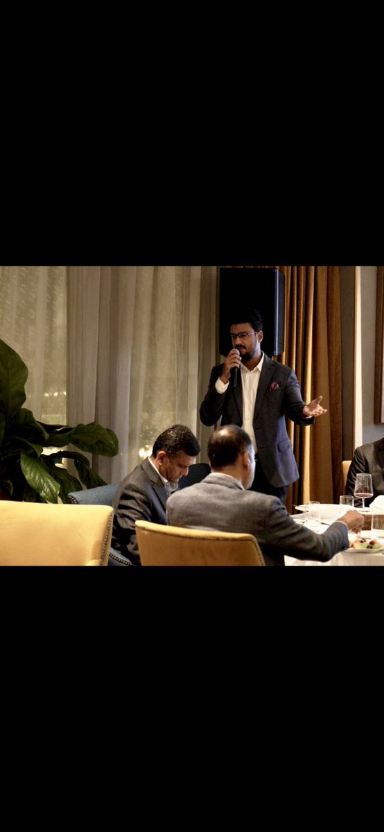 Tremendous traction was seen for the first time to participate in GIFT City development. Participants appreciated the pace of development & are keen to use this platform. The  session was organised by Mr. Jaxay & Mr Parimal. officials from GIFT City were also present. @GIFTCity_ https://t.co/z4tnlmQakO