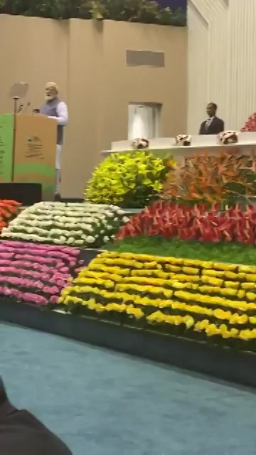 Today at Vigyan Bhavan,Global Housing Technology Challenge India,Chief Guest Prime Minister Narender Modi, declares Year 2019 to Housing Technology Year to provide Affordable Housing for All through Public Private  Partnership with Housing industry  Partnering GOI,States, Cities! https://t.co/m9s8L5lmhF